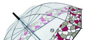 Descubre nuestros paraguas transparentes